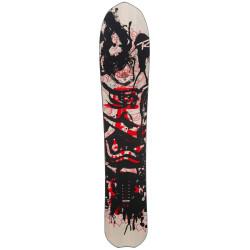SNOWBOARD XV SASHIMI LG + FIXATIONS ROSSIGNOL COBRA BLACK