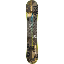 SNOWBOARD ONE LF LITE FRAME + FIXATIONS ROSSIGNOL CUDA - Taille: M/L