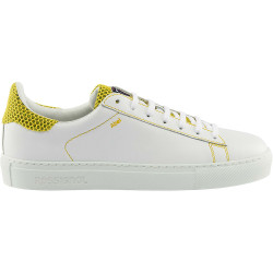 BASKETS ABEL W 3D MESH YELLOW