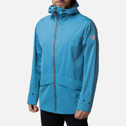 VESTE IMPERMEABLE RAIN COVARIANT JKT SUGAR PAPER BLUE