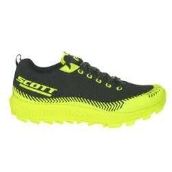 TRAIL SHOES SUPERTRAC ULTRA RC BLACK/YELLOW
