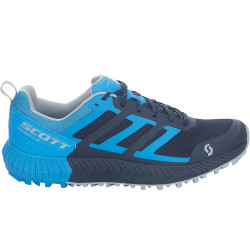 TRAIL SHOES KINABALU 2 MIDNIGHT BLUE/ALTANTIC BLUE
