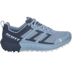 CHAUSSURES DE TRAIL W KINABALU 2 GLACE BLUE/MIDNIGHT BLUE