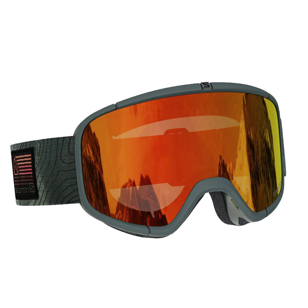 GOGGLE FOUR SEVEN OLIVE NIGHT MID RED S2