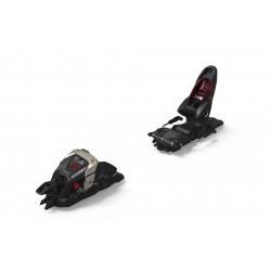 SKI BINDINGS DUKE PT 12 125MM BLACK/RED