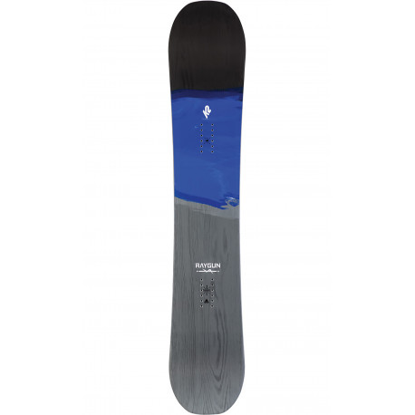 SNOWBOARD RAYGUN + FIXATIONS K2 INDY NAVY - Taille: XL (44.5-50)