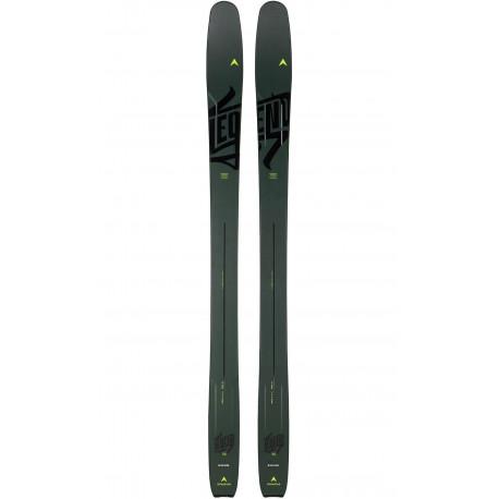 SKI LEGEND 96 + BINDINGS NX 10 GW B93 BLACK