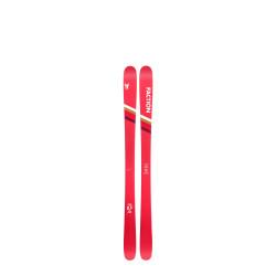 SKI CANDIDE 0.5 + BINDINGS NX JR 7 B93 YELLOW/BLACK