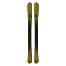 SKI SCRAPPER 105 + FIXATIONS LOOK SPX 12 DUAL B120 CONCRETE/YELLOW