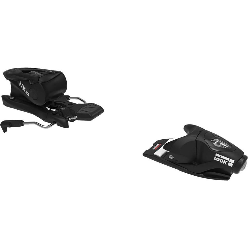 SKI HONEY BADGER + BINDINGS NX 10 GW B93 BLACK