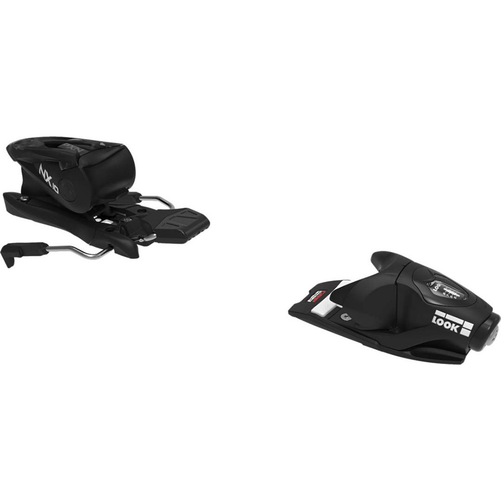 SKI HONEY BADGER + FIXATIONS ROSSIGNOL NX 10 GW B93 BLACK