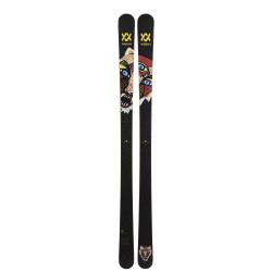 SKI BASH 86 + BINDINGS ROSSIGNOL NX 10 GW B93 BLACK