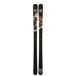 SKI BASH 86 + BINDINGS ROSSIGNOL NX 11 B100 PINK/WHITE