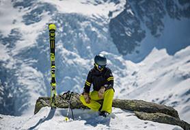 Ski sets + bindings