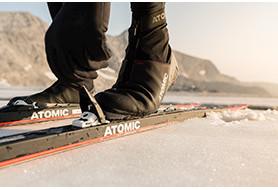 Chaussures de ski de fond d'occasion