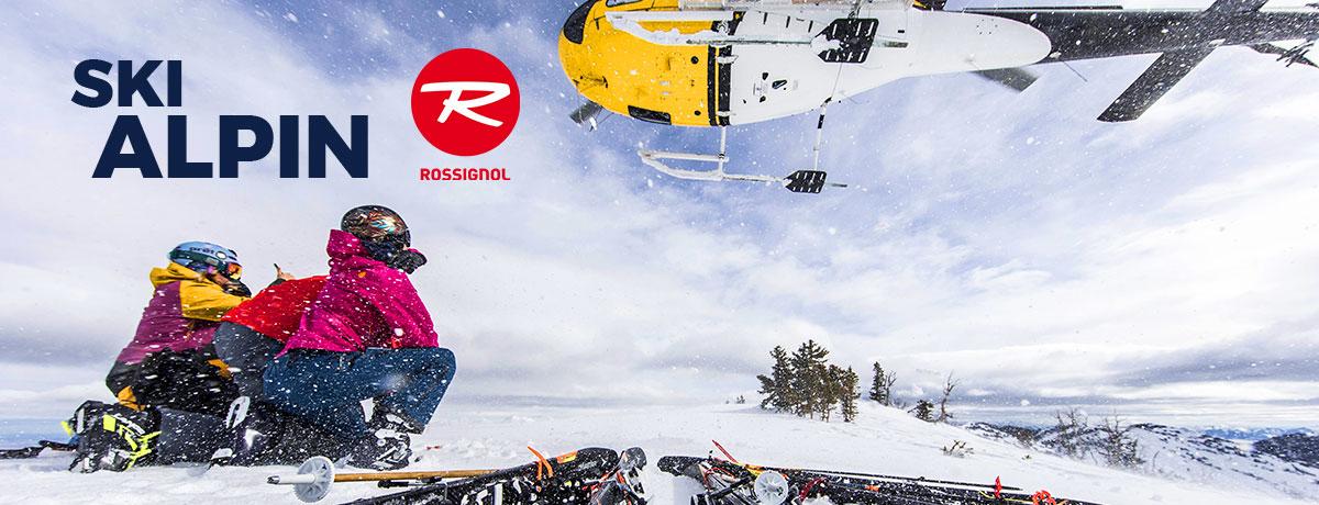 ski alpin Rossignol