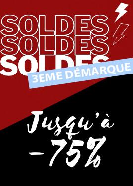 SOLDES D'HIVER 2021 ! 2EME DÉMARQUE