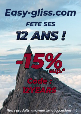 12 ans Easy-gliss