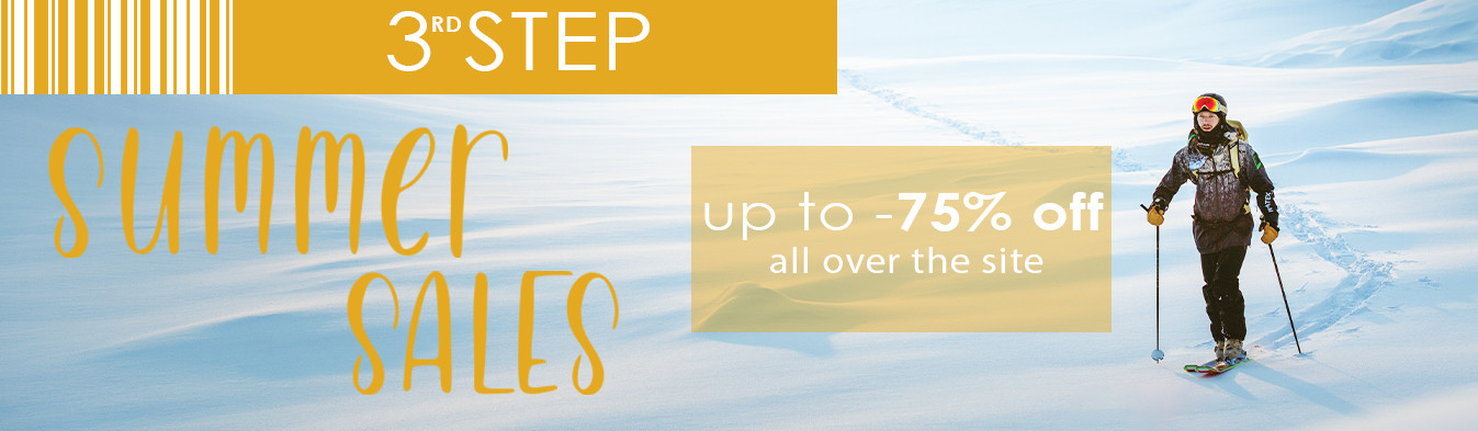 SUMMER SALES 2021 ! up to 75% off on the entire site