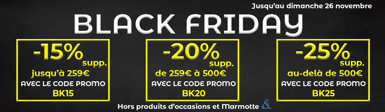 CODE PROMO BLACK FRIDAY 2017